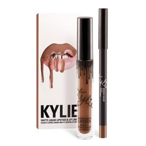 Kylie Cosmetics Lip Kit - Brown Sugar